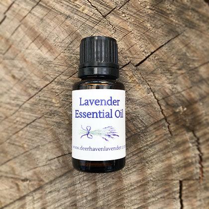 Farm Distilled Lavender Essential Oil