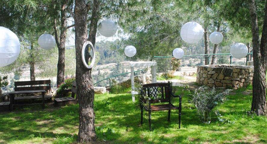 עיצוב בטבע גוונא אירועים - Gavna Events