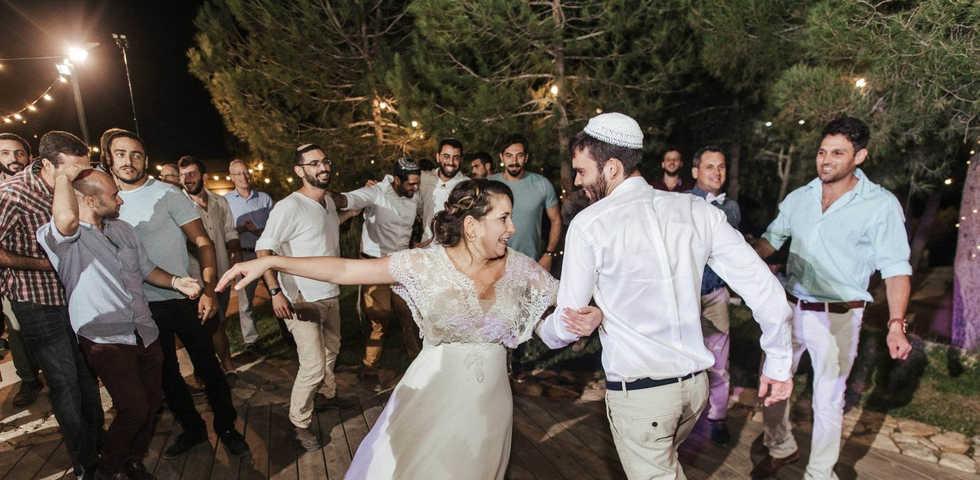 ריקודים בחתונה גוונא אירועים - Gavna Eve