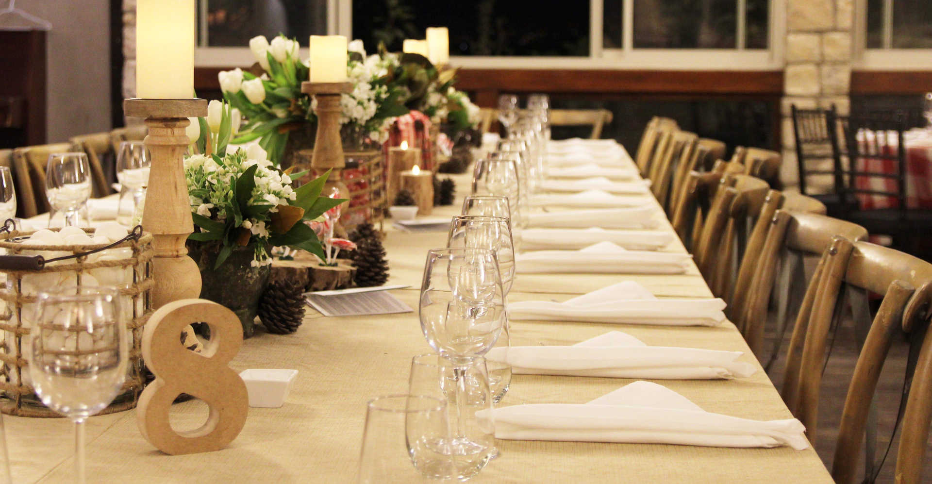 שולחן אבירים גוונא אירועים - Gavna Event