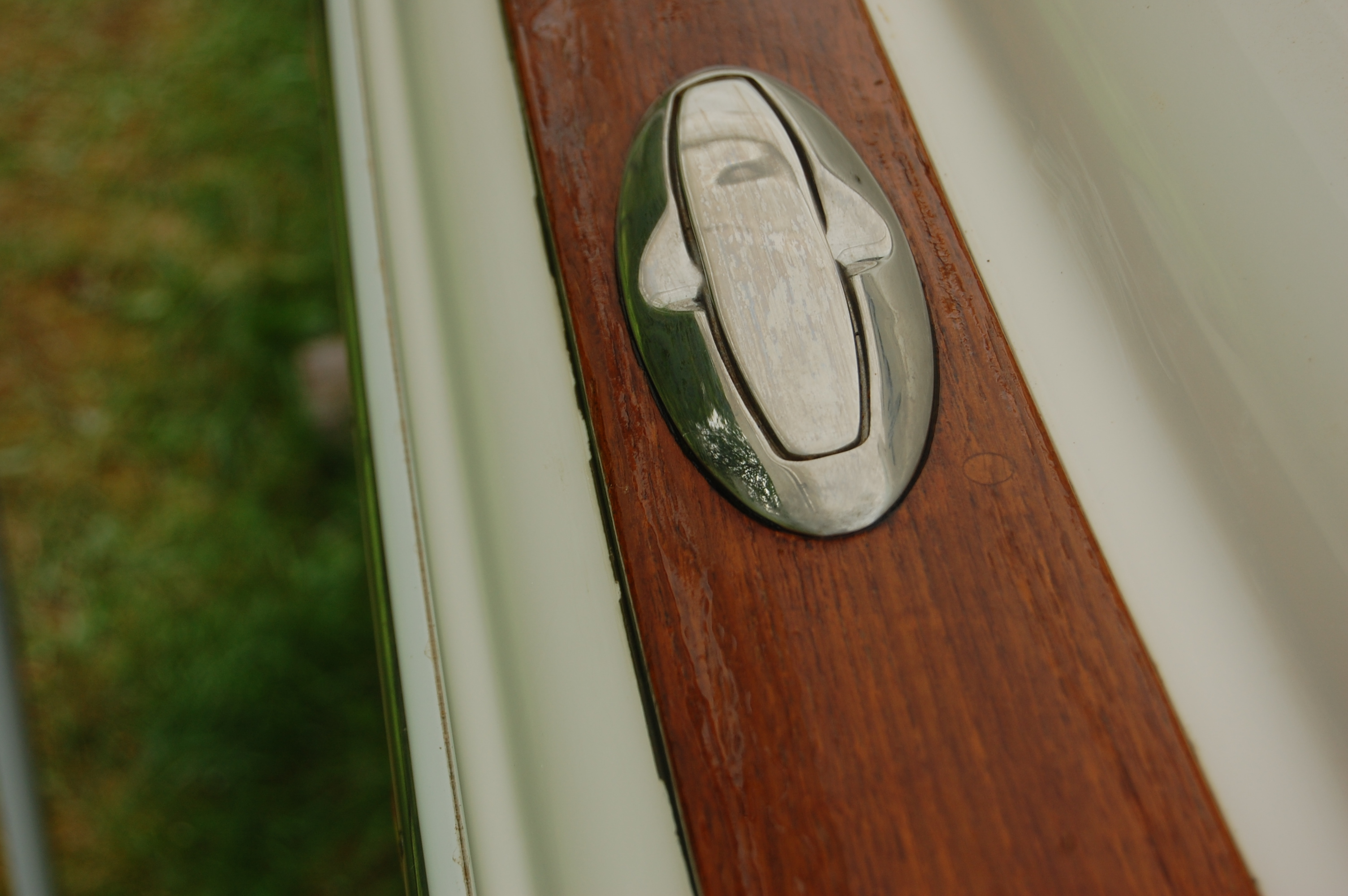 Wood restoration - step 13