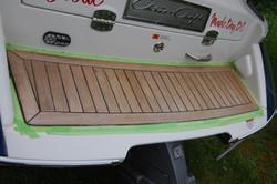 Wood restoration - Step 4