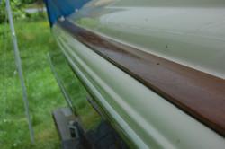 Wood restoration - Step 14