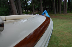 Wood restoration - Step 24