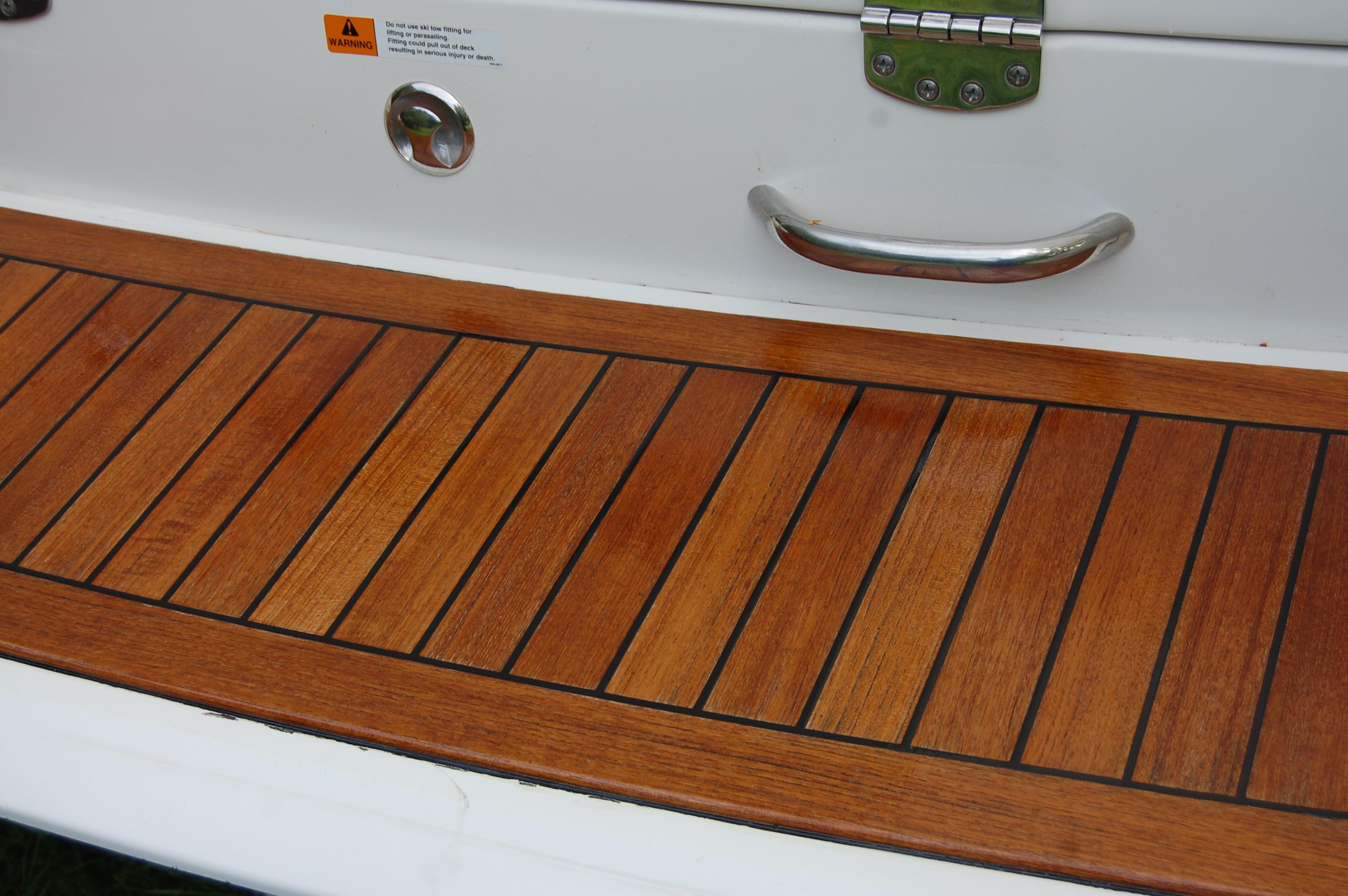 Wood restoration - Step 15