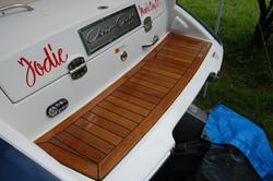Wood restoration - Step 17