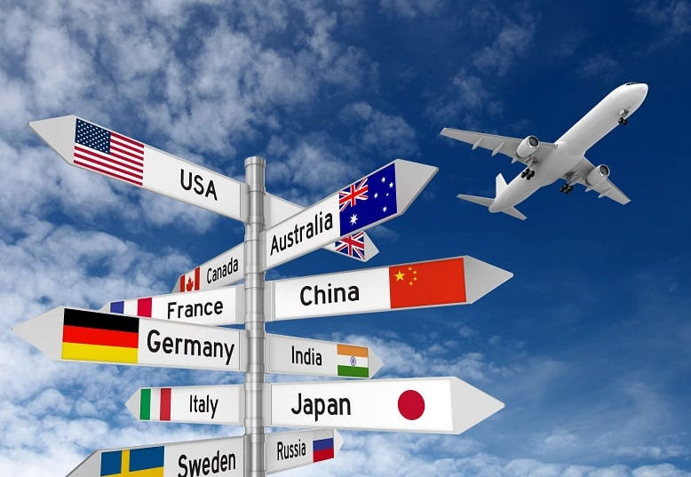 International Travel Guidance