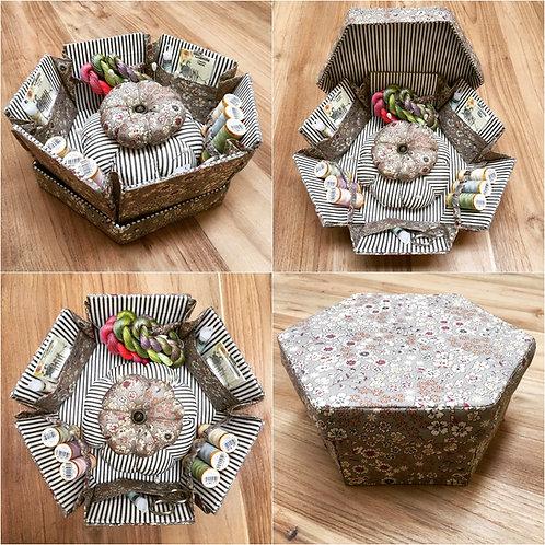 Sewing Box Pattern & Kit
