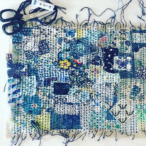 Boro Draw String Bag Class