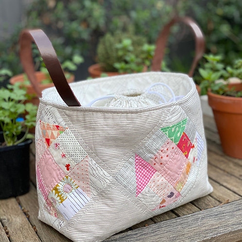 Juniper Basket by Sotak Patterns - Knitting