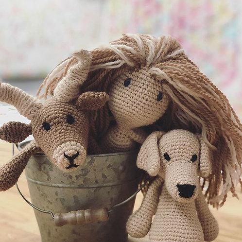 TOFT Crochet Level 2 & 3
