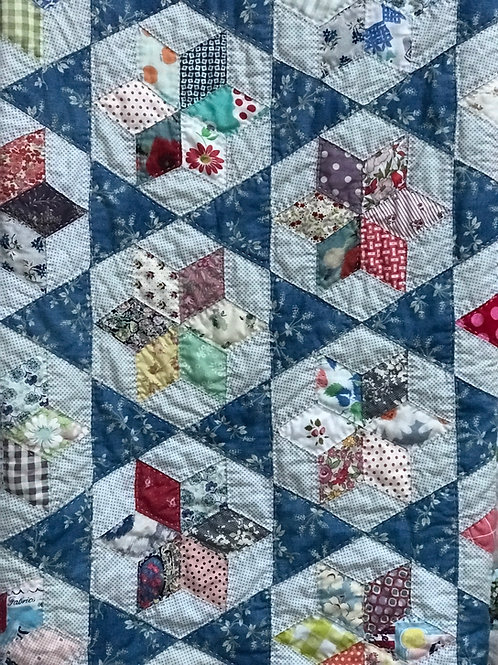 Stargazy by Everyday Quilts