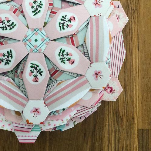 Snowflake Variation by Brigitte Giblin