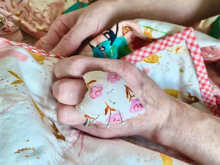 Finger pin cushions
