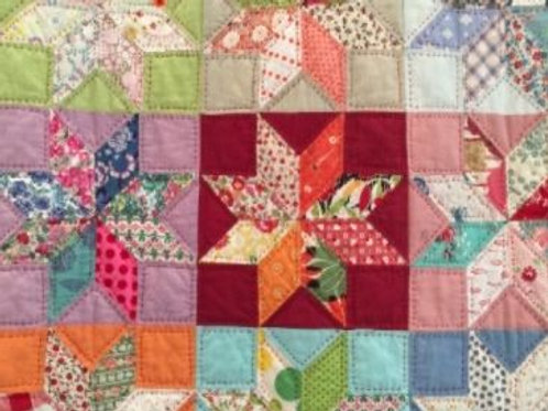 Vintage Stars by Everyday Quilts