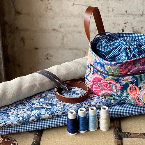 Slow Stitching Sundays - Part 2 materials