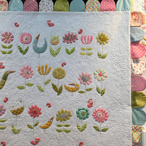 Lily's Quilt