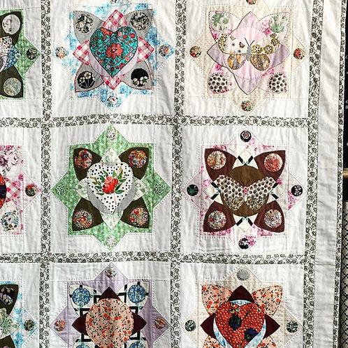 A Butterfly Quilt