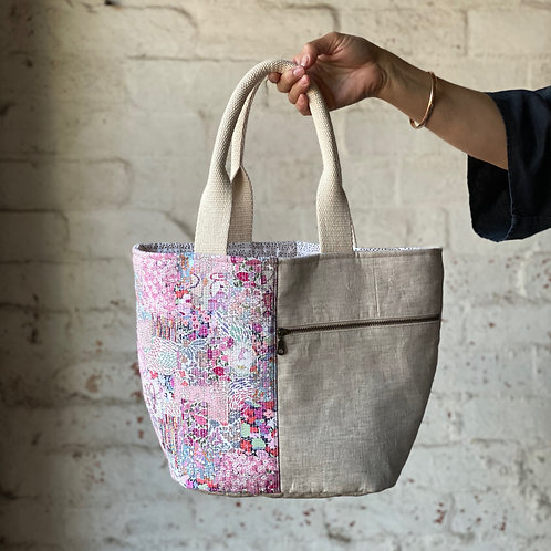Crescent Tote by Anna Graham