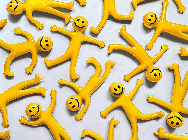 SMILEY HAPPY PEOPLE
