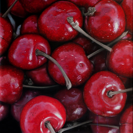 RED CHERRIES  sold