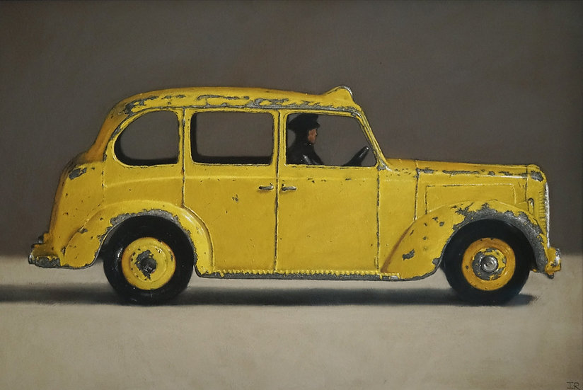 LITTLE YELLOW TAXI