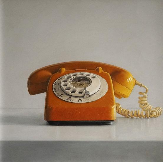 ORANGE TELEPHONE