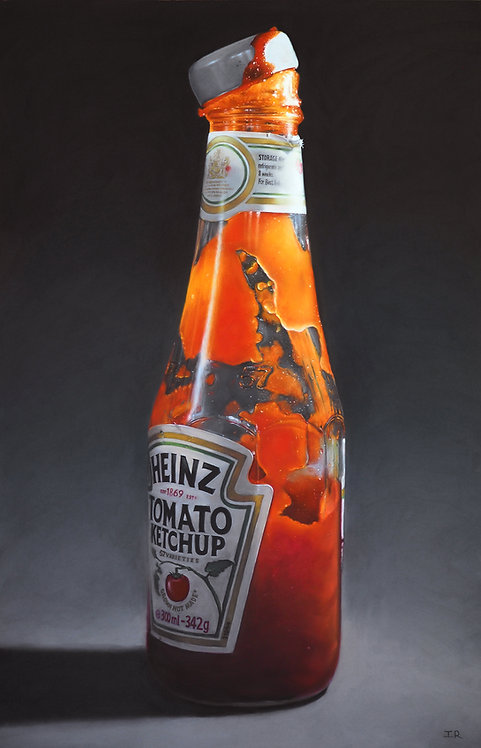 TOMATO KETCHUP BOTTLE