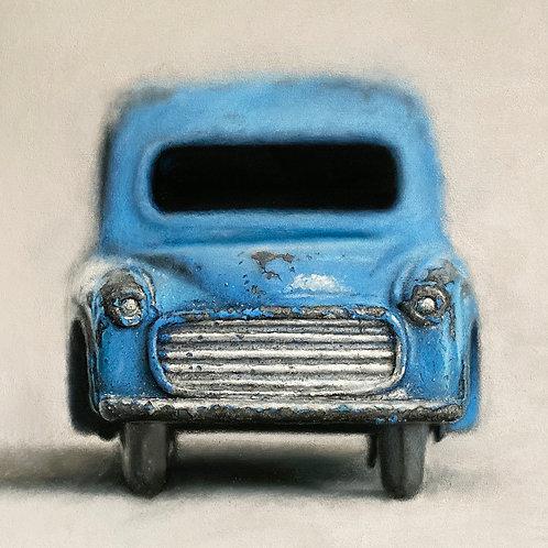 BLUE VAN sold