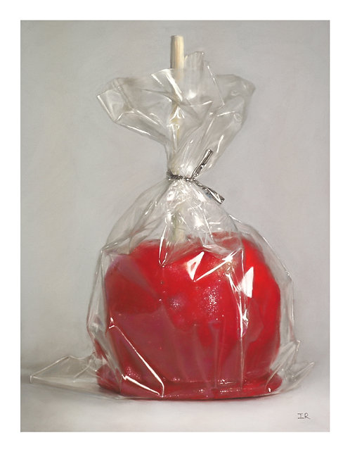 TOFFEE APPLE IN WRAPPER sold