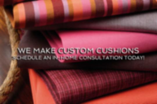 Jerry's Casual Patio Custom Cushions