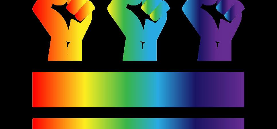 Stay Woke D.C. Rainbow Edition