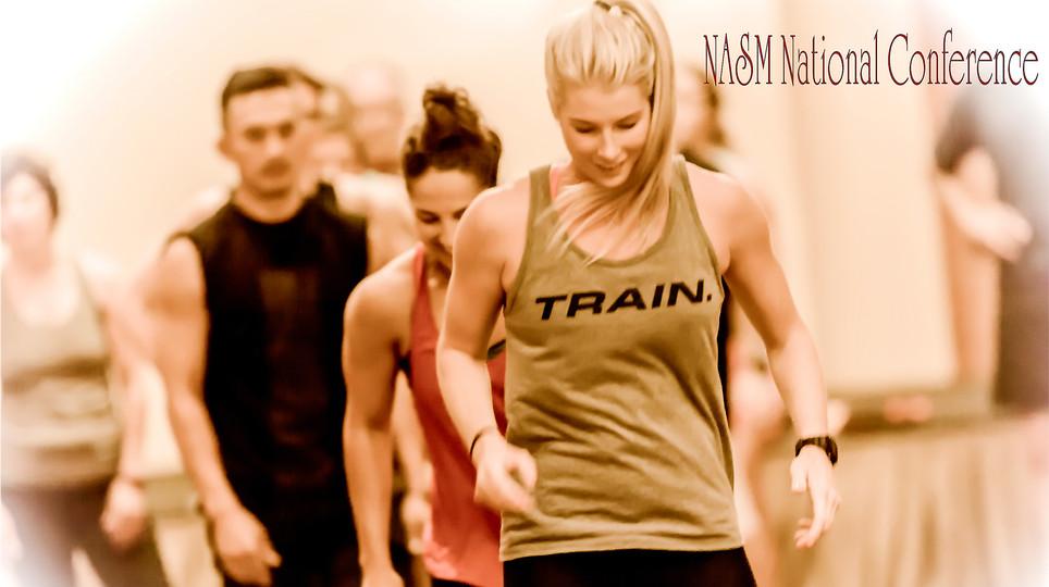 NASM Training Class
