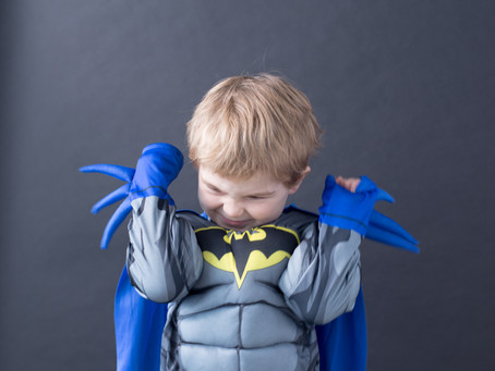 Photographing your kids at Halloween