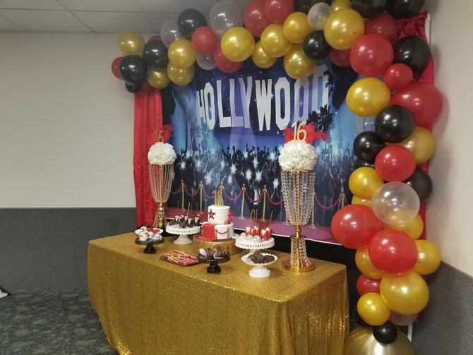 Hollywood Sweet 16