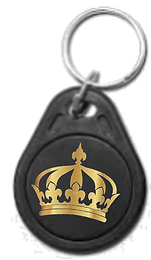 Elite Business Keychain