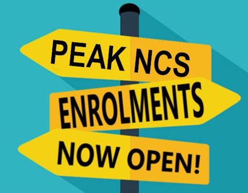 Peak Sports & Learning NCS opening Term 1 2020