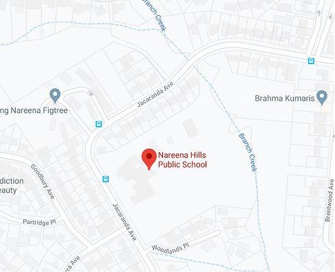 Nareena Google Map.JPG