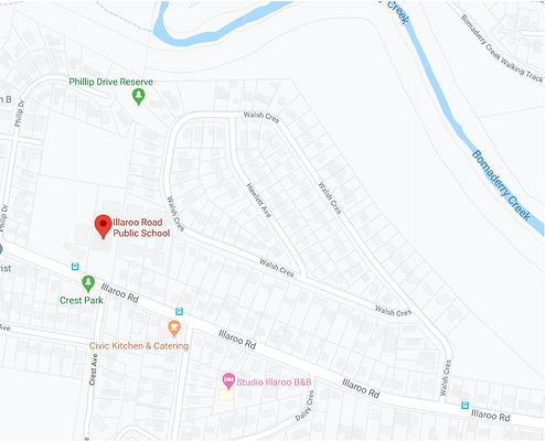 Illaroo Google Map.JPG