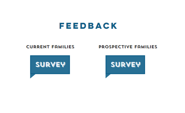 Have your say! Ongoing survey