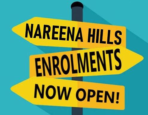 Peak Sports & Learning Nareena Hills opening Term 1 2020