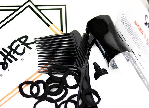 Amina's Essential Hair Care Kit