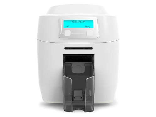 Magicard 300 ID Card Printer with Smart Card Encoding - Single Sided