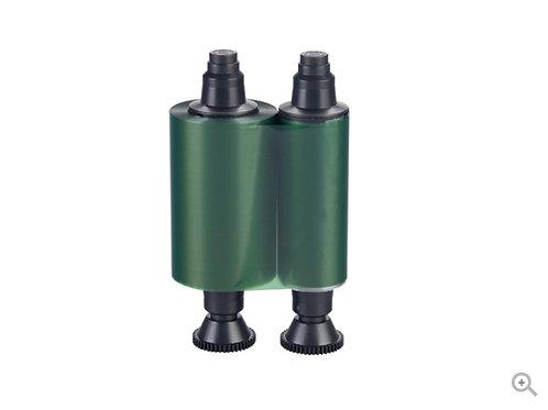 Evolis Green Monochrome Ribbon (R2014) - 1000 Prints