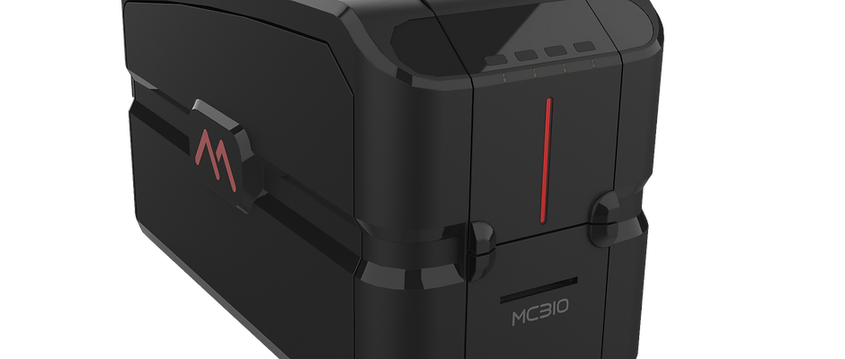 Matica MC310 ID Card Printer - Single Sided