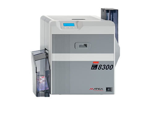 Matica XID8300 Retransfer Printer - Single Sided