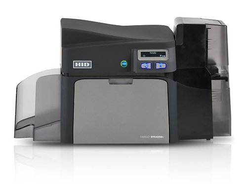 HID Fargo DTC4250e ID Card Printer