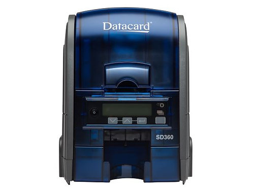 Datacard SD360 ID Card Printer - Dual Sided