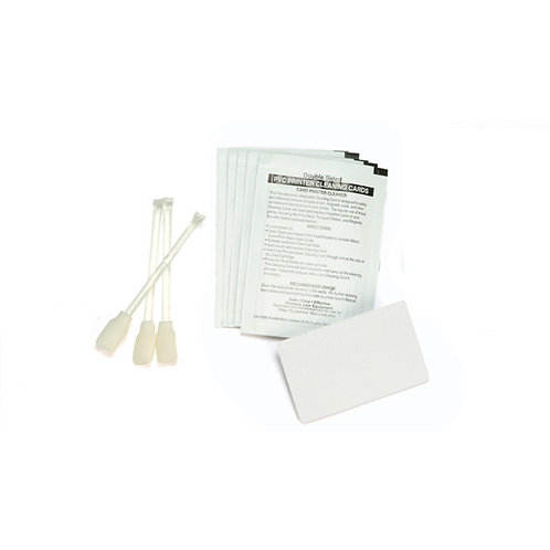 Standard Cleaning Kit / 5 Sticky Cards & 5 Swaps (PR000196)