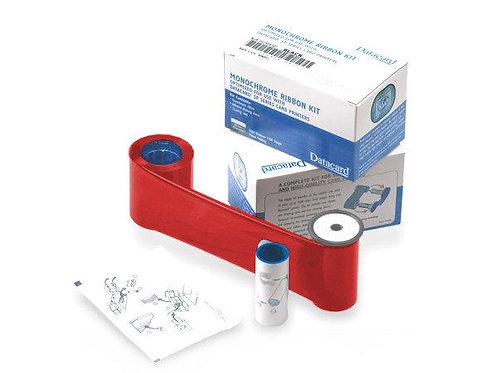 Datacard Monochrome Ribbon (Red) - 532000-005